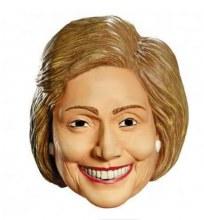 Mask Hillary