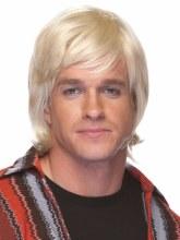 Wig 70's Shag Blonde