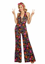 Groovy Baby Jumpsuit L