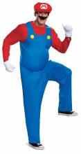 Mario Dlx Adult M