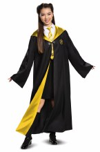 H.P Hufflepuff Robe 14-16