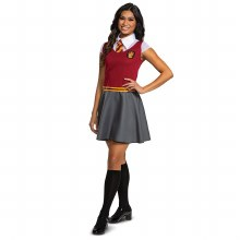 Gryffindor Dress Adult Small