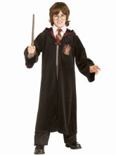 Harry Potter Premium Robe Child Lg