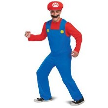 Mario Classic Adult Medium