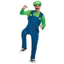 Luigi Classic Adult Medium