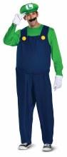 Luigi Dlx Adult Medium