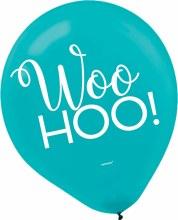 Confetti Fun Latex Balloons