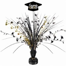 Grad Spray Centerpiece