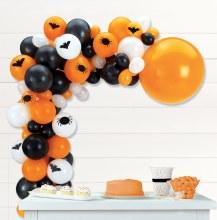 Halloween Balloon Garland Kit