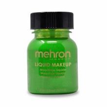 Liquid Makeup Green 1 oz