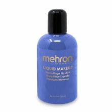 Liquid Makeup Blue 4.5 oz