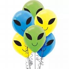 Blast Off Balloons