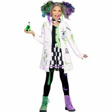 Mad Scientist Girl 12-14