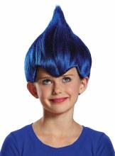 Wig Wacky Dark Blue Child