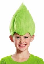 Wig Wacky Green Child
