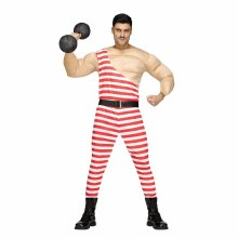 Carny Muscle Man Adult