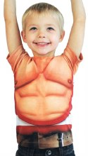 Faux Real Strongman Toddler 2T