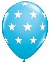 "Big Stars ROBIN'S EGG BLUE ~ Matte Finish 11"""