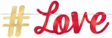 #Love Banner