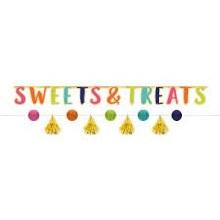 Sweets & Treats Banner Set
