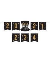 Customizable New Years Banner