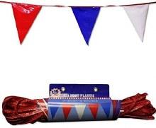 Banner Pennant RWB