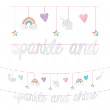 Magical Rainbow Banner 2pk
