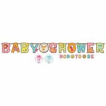 Fisher Price Baby Shower Banner