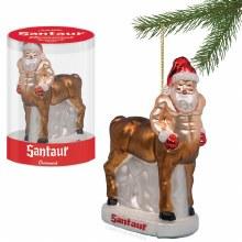 Santaur Ornament