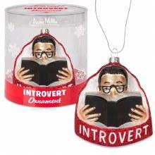 Introvert Ornament (1pc)