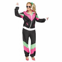 80's Track Suit Female M/L