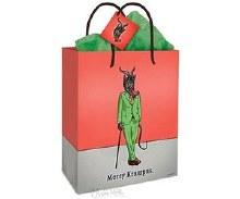 Krampus Gift Bag