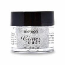 Glitter Dust Silver