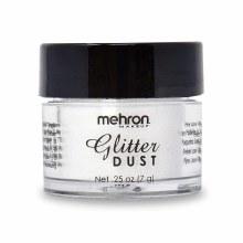 Glitter Dust White