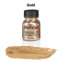 Metallic Powder Gold 1oz