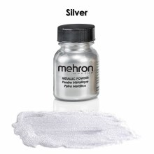 Metallic Powder Silver 1oz