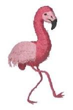 Pinata Pink Flamingo