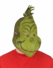 Mask Grinch Latex