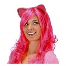 Wig Pinky Pie W/ Ears MLP