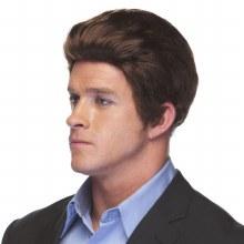 Wig Salesman Brown