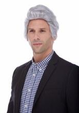 Wig Salesman Grey