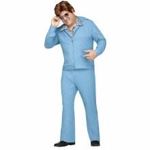 Leisure Suit Blue Adult OS