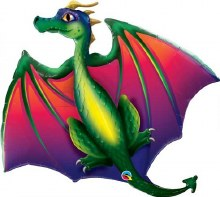 "Dragon ~ 45"""