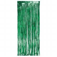 Door Fringe Green Foil