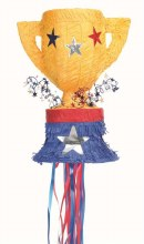 Trophy Pullsting Pinata