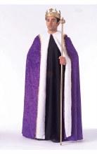 Robe King's Purple Velvet