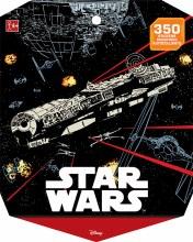 Star Wars Sticker Book 8 Sheets