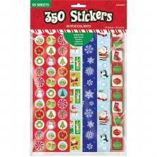 Sticker Big Pack Christmas