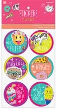 Selfie Celebration Stickers