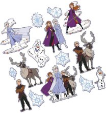 Frozen 2 Stickers Puffy Favors